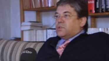 Benoît Lobet, confident et guide spirituel de la Reine Fabiola