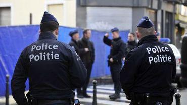 Agents de police - Bruxelles