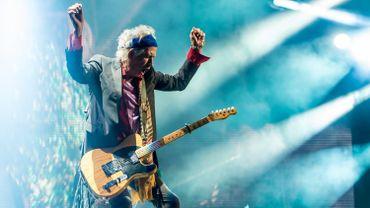 """Keith Richards : """"Les synthés dans la musique rock actuelle sont bas de gamme et démodés"""""""