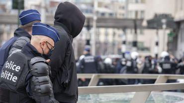 Coronavirus en Belgique: trois contaminations au variant brésilien au sein d'une zone de police brabançonne