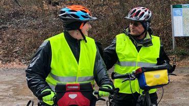 La force des voyages à vélo: la communauté warmshowers
