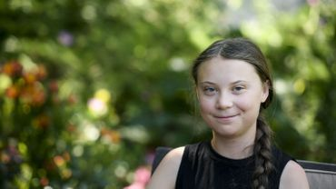 Greta Thunberg quitte son pays pour un périple autour du monde