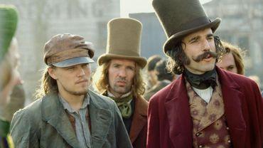 "Leonardo DiCaprio et Daniel Day-Lewis dans ""Gangs of New York"""