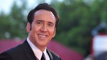 """Nicolas Cage va camper le rôle d'un gangster de Philadelphie dans """"Philly Fury"""""""