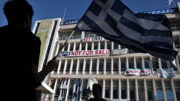 Le Parlement grec vote le rétablissement de la radio-télévision publique ERT