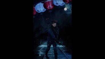 """OrelSan dans son nouveau clip """"Discipline""""."""