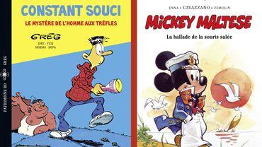 Constant Souci & Mickey Maltese