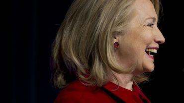 Secrétaire d'Etat pendant le premier mandat d'Obama, Hillary Clinton se prépare pour l'élection présidentielle américaine de 2016