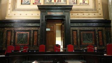 """Assises Bruxelles: """"il n'y avait pas de différend entre Debouverie et moi"""", a déclaré l'accusé"""