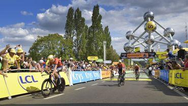 Plus de 650 000 visiteurs en 2019 à l'Atomium, la 3e meilleure année en termes d'affluence. Le Tour de France 2019, parti de Bruxelles, a contribué à lui donner de la visibilité.