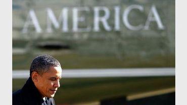 Barack Obama le 3 février 2011 à Washington DC