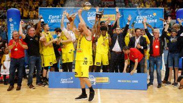 Nouvelle formule de championnat pour le basket belge