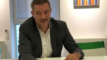 Maître Laurent Kennes, l'avocat de Jean-Pierre Lutgen