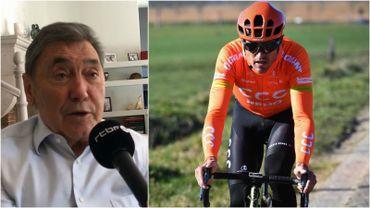 """Eddy Merckx avant Het Nieuwsblad : """"Van Avermaet est le favori"""""""