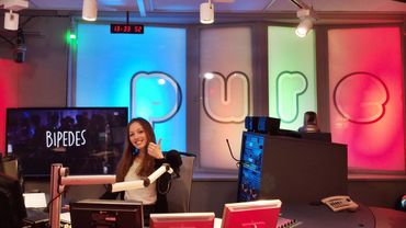 Empreinte digitale sur Pure FM