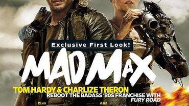 """Tom Hardy (""""The Dark Knight Rises"""") reprend le rôle de l'ex-flic Max, incarné par Mel Gibson dans les années 1980, aux côtés de Charlize Theron"""
