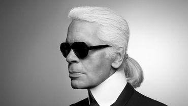 Karl Lagerfeld directeur artistique du 30e Festival de Mode et de Photographie de Hyères