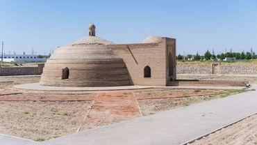 Sardoba est également connue pour ses ruines.