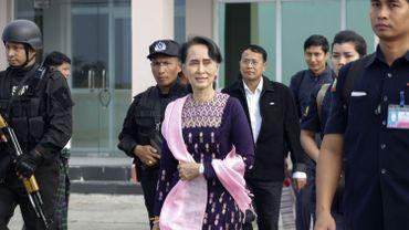 L'armée birmane a lancé fin août une campagne de répression qui a poussé plus de 600.000 musulmans rohingyas à fuir au Bangladesh.