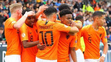 Les Pays remportent l'Euro U17