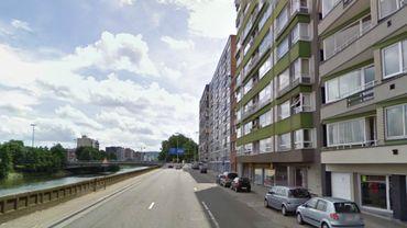 L'homme habitait dans un immeuble situé quai de la Boverie, à Liège.