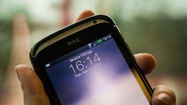 La 4G permet de surfer plus rapidement sur l'internet mobile.