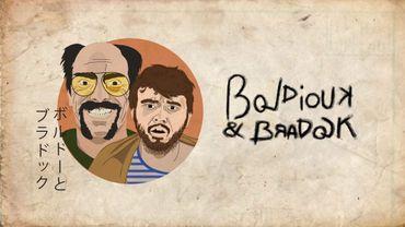 Boldiouk et Bradock, l'aventure commence !