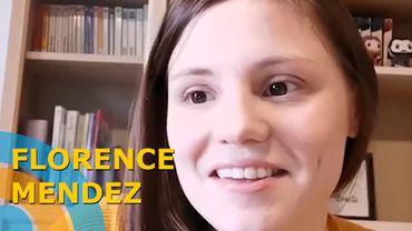 Florence Mendez pas mécontente d'éviter fancy-fair et fête des mères