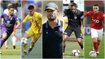 Quels sont les cinq plus gros transferts entrants cet été en Pro League ?
