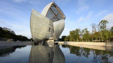Fondation Vuitton, Paris