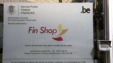 Une écrivaine belge retrouve ses livres perdus en vente sur le Fin Shop