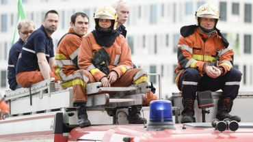 Pas de grève pour l'instant chez les pompiers bruxellois