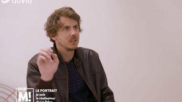 Portrait de Matthieu Donck, réalisateur de La Trêve