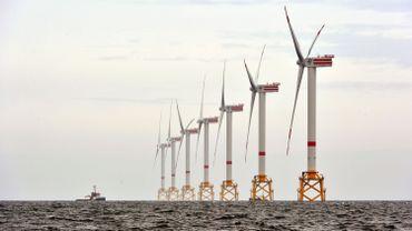 Le gouvernement veut doubler la puissance des éoliennes en mer du Nord