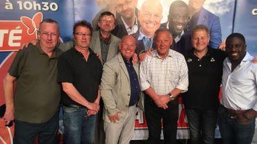 L'équipe franco-belge entoure Georges Blanc