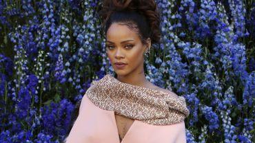 """Rihanna signe un titre pour la bande originale de """"Star Trek"""""""