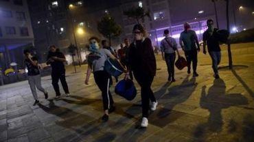 Espagne: au moins deux morts dans des incendies de forêt en Galice