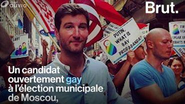 En Russie, un journaliste gay se présente aux élections municipales de Moscou