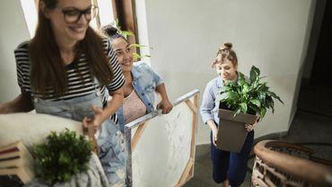 Le Belge est de plus en plus jeune pour acheter sa première habitation