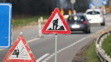 Nouveau chantier dès ce 15 septembre sur l'A503 vers Charleroi