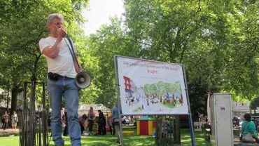 Consultation populaire en vue pour la sauvegarde du Parc Léopold, mais sur quelle base juridique?