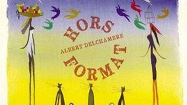La pochette du nouvel album d'Albert Delchambre
