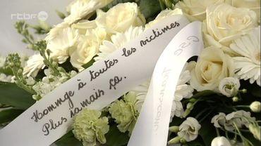 Sixième commémoration de la catastrophe de Buizingen dimanche matin