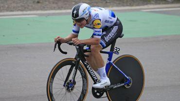 Remco Evenepoel défendra son titre remporté l'année dernière à Alkmaar.