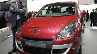 Hausse des immatriculations des voitures neuves en juillet de 2,4%