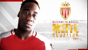 Monaco officialise le transfert de Meïté