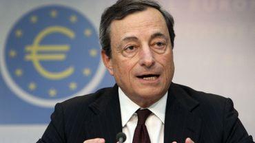 Mario Draghi, président de la BCE, ne devrait pas annoncer ce jeudi de changement dans la stratégie monétaire de la Banque Centrale