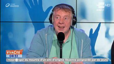 """""""Whouaisouaisouais"""" le live de Jean-Luc Fonck!"""