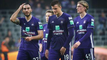 Anderlecht : les conséquences d'une possible saison sans Europe