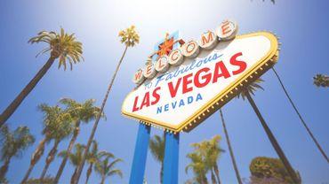 """Le """"Las Vegas Strip"""" est fréquenté chaque année par 39,6 millions de visiteurs. - © courtesy of itsock/LPETTET"""